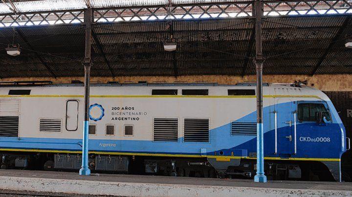 Punto de partida. Los trenes rodarían desde y hasta Rosario Norte.
