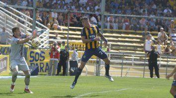 Errático. Por Superliga, Zampedri hace siete partidos que no convierte.
