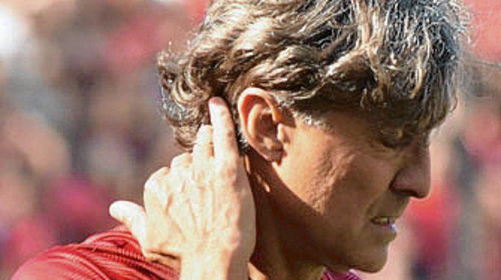 El técnico. Héctor Bidoglio tiene dudas.