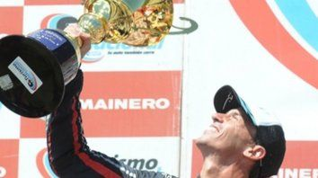 Campeón 2018. Leonel Pernía, que correrá con el 1, iniciará la defensa en la Clase 3.