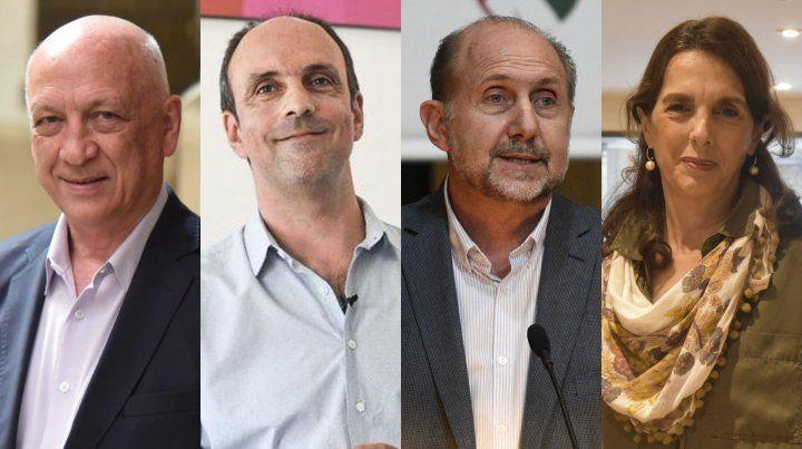 A horas del cierre de listas, se definen los candidatos para la gobernación de Santa Fe