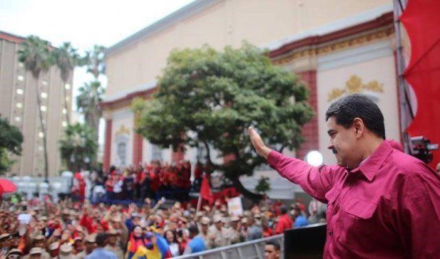 Venezuela anunció la ruptura de relaciones con Colombia