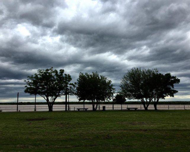 Renovaron el alerta meteorológico por tormentas fuertes para Rosario y la región