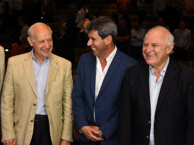 En San Juan, Lifschitz y Lavagna hablaron de un proyecto de desarrollo con inclusión para Argentina