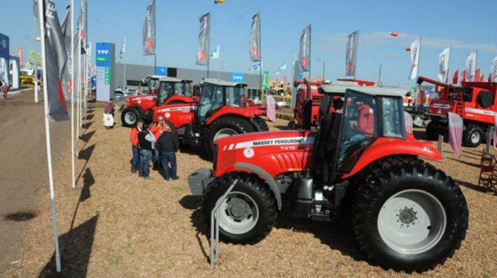 Massey Ferguson celebra 50 años de trayctoria en el país