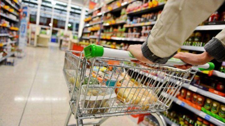 La inflación en abril fue del 3,4 por ciento, menos de lo esperado