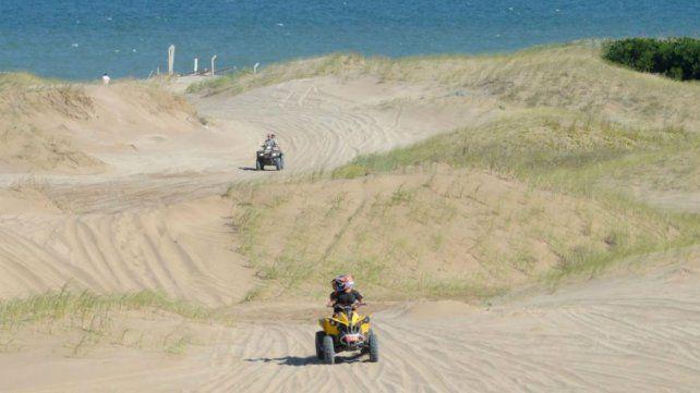 Ya son tres los muertos en febrero en la costa por accidentes con cuatriciclos