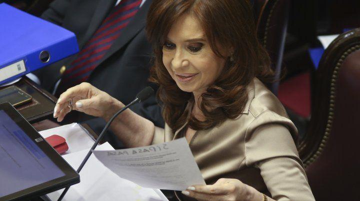 La Corte ratificó la condena contra Cristina por la Amia