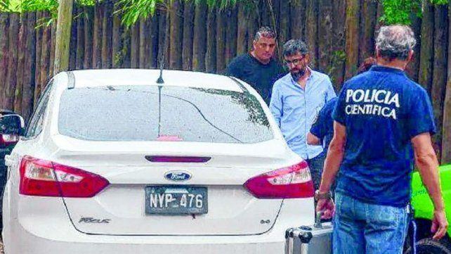 En la casa del representante de Jaitt secuestraron una computadora y un teléfono celular.