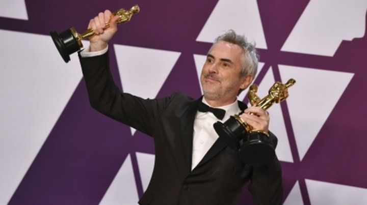 Liderazgo. Cuarón es el tercer mexicano que gana el premio a mejor director y muestra la vitalidad del cine azteca.