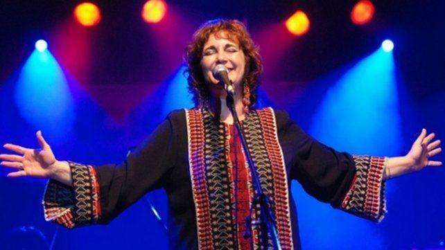 en vivo. Yamila Cafrune presentará un repertorio folclórico.