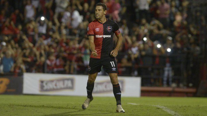 Maxi Rodríguez se lesionó y se pierde varios partidos