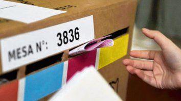 El Tribunal Electoral ya tiene el software del escrutinio provisorio