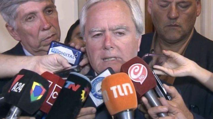 Pinedo afirmó que el pronunciamiento fortalece enormemente la posición argentina en su reclamo para el reconocimiento de nuestros derechos sobre Malvinas.