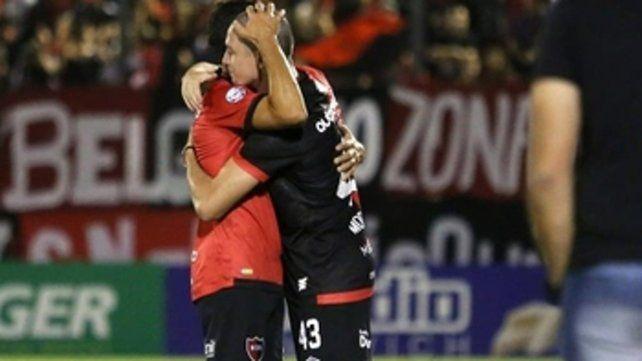El mensaje feliz de Aníbal Moreno tras el debut