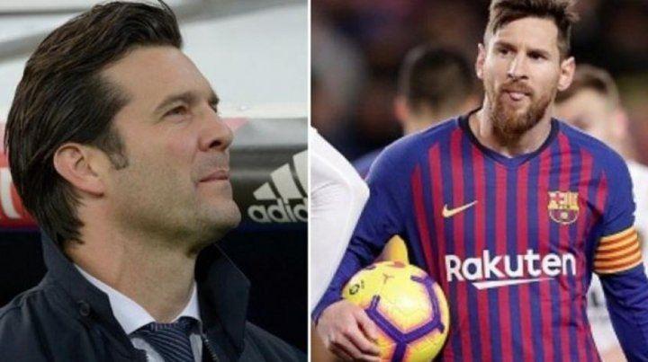 Solari ya logró el Mundial de Clubes con el Real y ahora va por la Copa del Rey. Messi atraviesa un gran momento y viene de anotar tres goles ante el Sevilla.