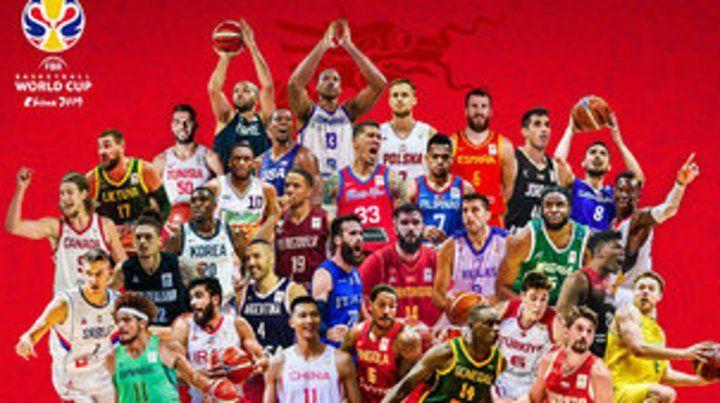 Mundial de básquet: Argentina será cabeza de serie