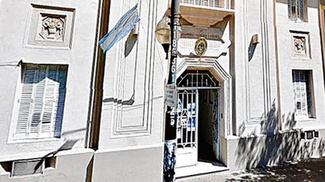 Maniobra. El dinero fue hallado en la Jefatura Departamental de La Plata.