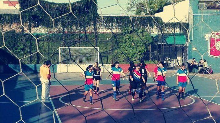 Club Social Zona Sud, capital del casín en Tablada