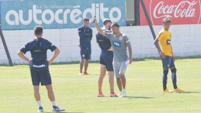 Ferrari define el equipo para recibir a Belgrano