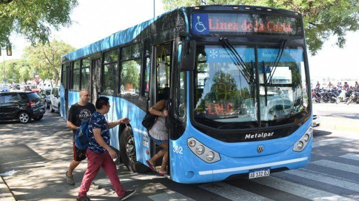 Peligra la renovación del transporte urbano de Rosario que exige el nuevo sistema