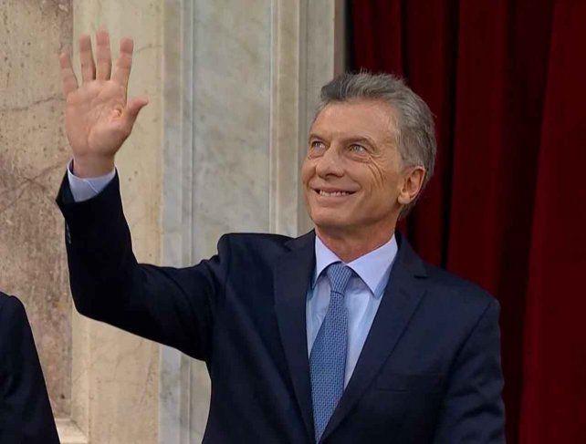 Macri: La Argentina está mejor parada que en el 2015, no estamos mejor pero salimos del pantano