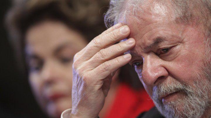 Murió a los siete años por una meningitis un nieto del ex presidente Lula