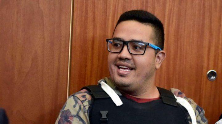 El jefe. Ariel Máximo Guille cantero ya cumple dos condenas.