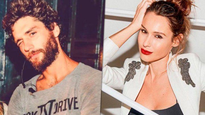 Ahora fue Pampita quien confirmó el romance con Mariano Balcarce