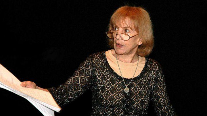 A los 86 años falleció la actriz Beatriz Taibo