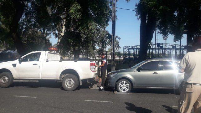 Un automovilista alcoholizado fue detenido cuando ingresó a alta velocidad a la Calle Recreativa