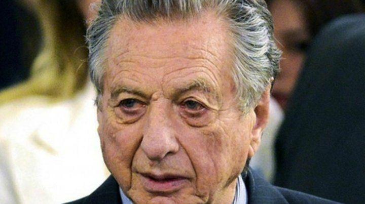 El jefe. Franco afianzó su fortuna durante la dictadura.