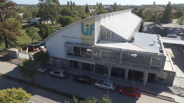 El LIF participó de una nueva licitación nacional para provisión de medicamentos