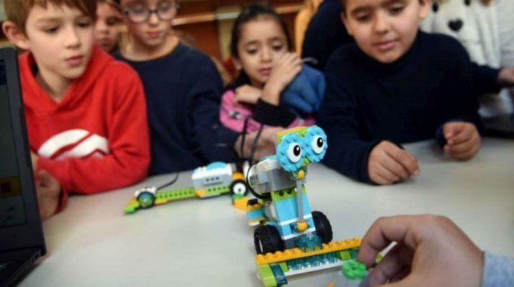 Talleres gratuitos de robótica y videojuegos destinados a los niños