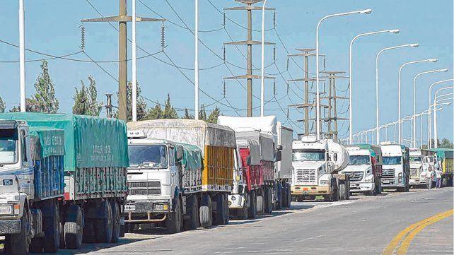 Bajo la lupa. Esta zona es la región del país por donde se da el mayor flujo de transporte de cargas.