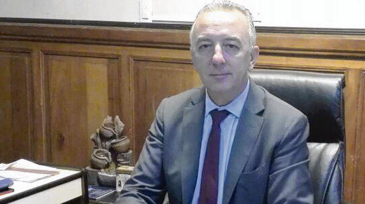 Juez. Marcelo Bailaque es el magistrado que debe indagar a Yebra.