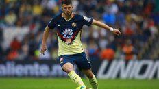 Con la camiseta de América. Rodríguez volverá a jugar en el equipo nacional.