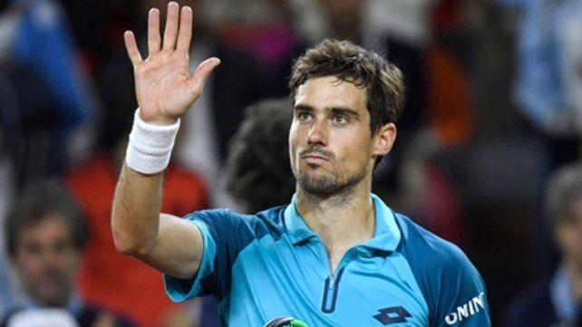 El último. El bahiense Guido Pella ganó el torneo de San Pablo el domingo pasado.
