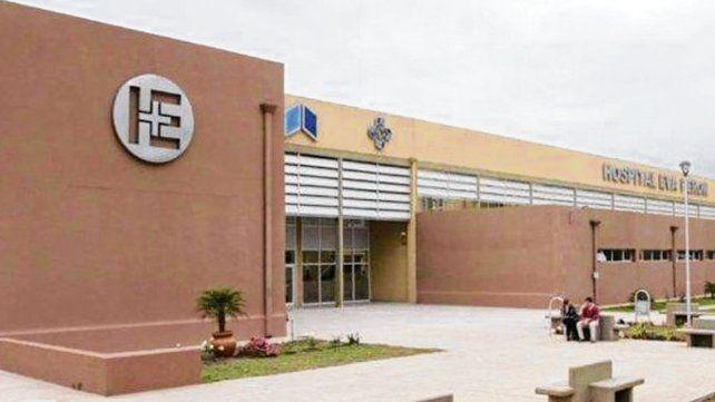 Hospital Eva Perón. A la niña abusada le practicaron una cesárea.