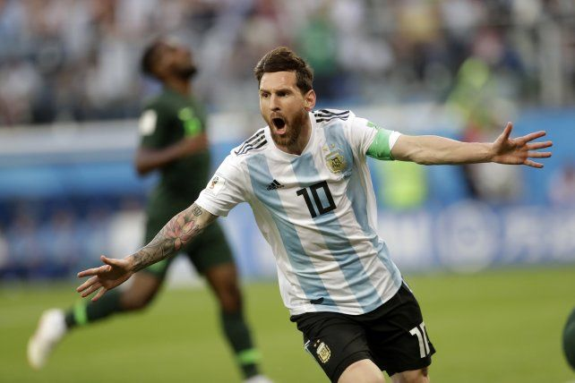 La vuelta de Messi a la selección será oficializada mañana
