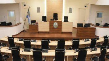 A la espera. La intendenta Mónica Fein ocupará el sillón de la presidencia, a partir de las 10.30.