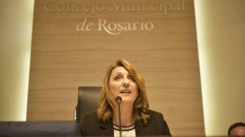 Las exigencias de la intendenta en el Concejo Municipal