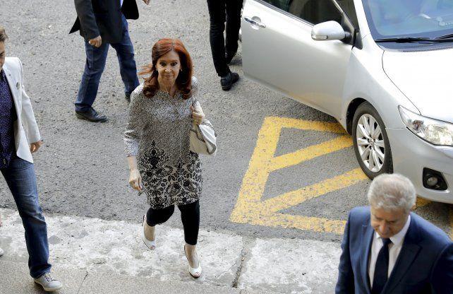 Confirman la prisión preventiva de Cristina Kirchner por el pacto con Irán
