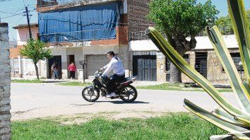 Zona sur. Ameghino y pasaje Buceo, donde asesinaron a Barúa.