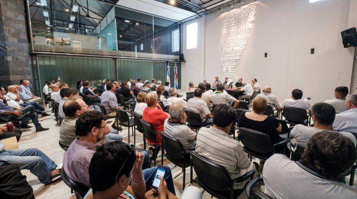 El plenario de delegados facultó a sus representantes a impulsar un paro de 48 horas en caso de no llegar a un acuerdo paritario.