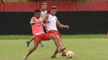 Juegan los dos. Figueroa y Alexis Rodríguez estarán entre los once frente a Talleres.