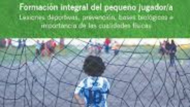 Presentan el libro El potrero y el fútbol
