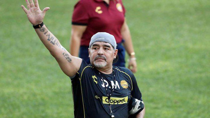 Maradona tiene tres hijos en Cuba y los va a reconocer, dijo Morla