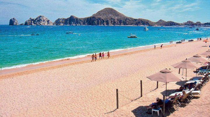 Bien natural. Cabo San Lucas esconde algunas de las mejores playas de México