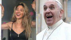 la respuesta de jimena baron al papa francisco en el #8m